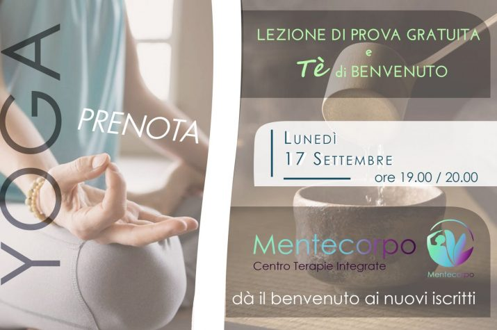Yoga OPEN DAY_ 17 SETTEMBRE